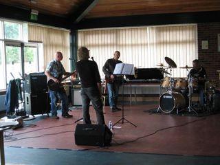 Wandering John 2010 - Rehearsals