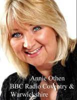 Annie Othen - BBC Radio Covnetry & Warwickshire