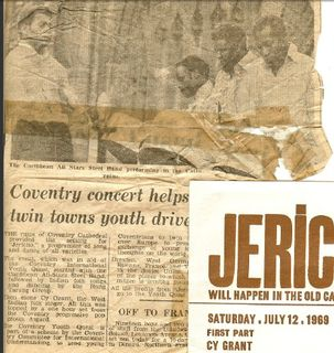 Jerico - Coventry Concert