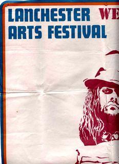 Lanch Arts Fest Poster
