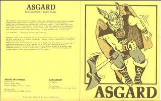 Asgard Flyer