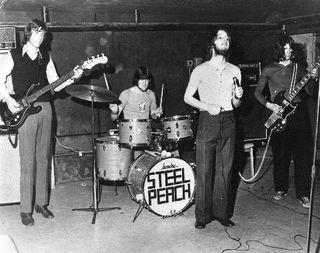 Steel Peach 1