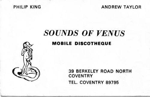 Sound of venus