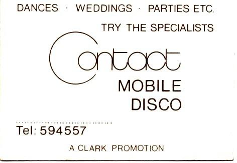 Contact Disco.