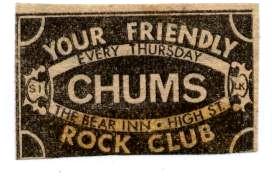 Chums - Silk Disco