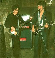 Steve Gaginni and James Conlon Riot act