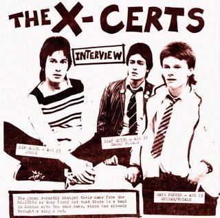 X Certs