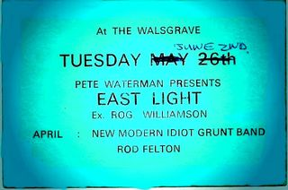 Pete Waterman Walsgrave 3