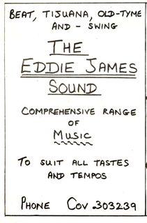 Eddie James Sound