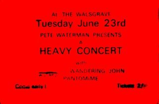 PeteWaterman Walsgrave 2