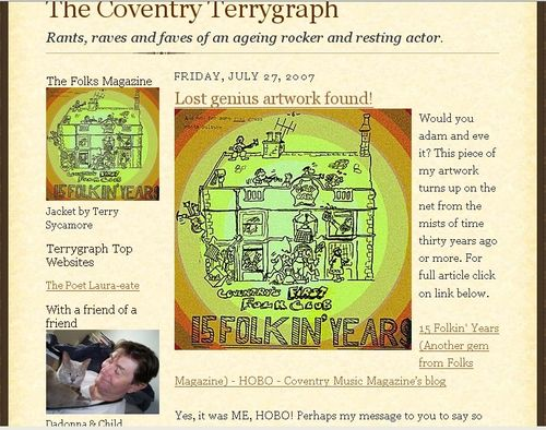 The Coventry Terrygraph