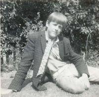 Al Docker as a young man