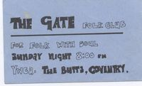 The Gate Folk Club