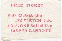 Jasper Carrott at the Fletch