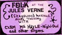 Jules Verne Folk Club