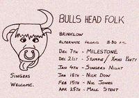 Bulls Head Folk
