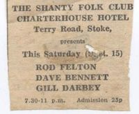 Shanty Folk Club 001