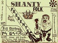 Shanty Folk Club (Hobo Advert)