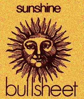 Sunshine Bullsheet 001
