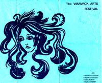 Warwick University Arts Fest 1971