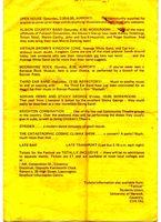 Warwick University Arts Fest 1973 (3)