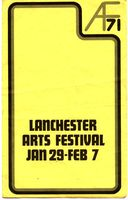 Lanch Poly Arts Fest 1971 (Coventry)