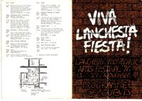 Lanch Poly Arts Fest 1976 (Coventry) prog2
