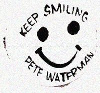 Pete Waterman smiley 1973