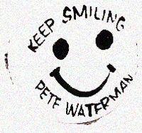 Pete Waterman smiley 1973