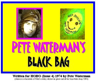 Pete Watermand article