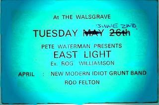 Pete Waterman Walsgrave 3