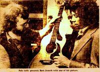 Rob armstrong&Bert Jansch