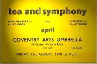 Tea & Symphony gig 2