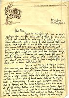 Streetpress letter 001