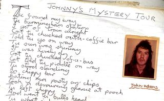 Johnny's Mystery Tour