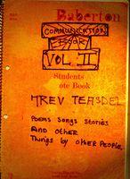 Communiction Book